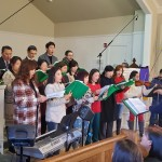 "Choir: ""Psalm 23″"